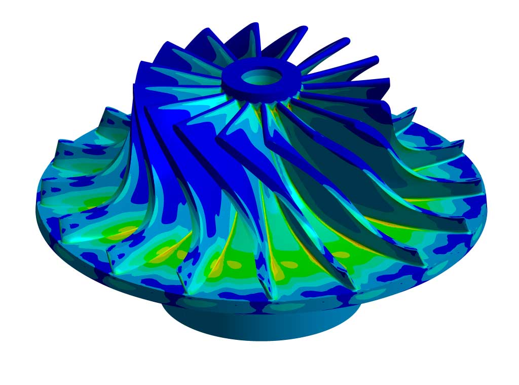 Impeller-FEA