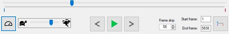 VibVue Playback Controls