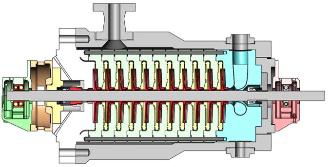 Barrel-Pump