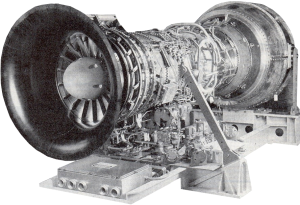 Aeroderivative Gas Turbine and Gearbox / Genset