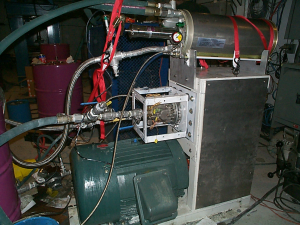 Cryogenic Testing of a Hydraulic Pump
