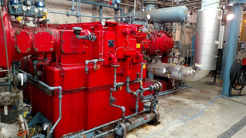 Petrochemical Ammonia Recip Compressor Piping Troubleshooting