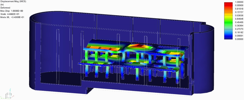 Reduce Vibration and Acoustic Risk at 60% Plant Design with Evaluation